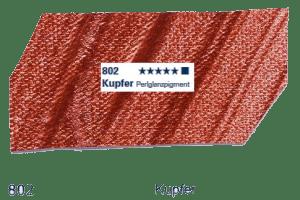 Schmincke Akademie Acryl - 60ml - 802 Kupfer