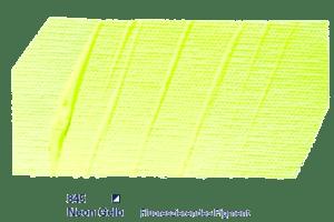 Schmincke Akademie Acryl - 60ml - 845 Fluoreszierend Gelb