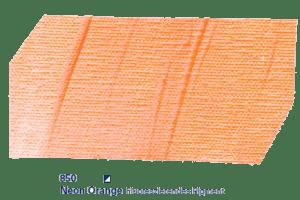 Schmincke Akademie Acryl - 60ml - 850 Fluoreszierend Orange